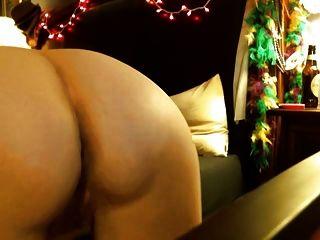 milf esposa masturbación anal para extraño en webcam