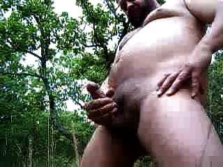 lleve cumming en el bosque