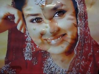 gman cum en la cara de bollywood estrella kareena kapoor (homenaje)