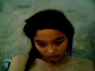 bonita chica china de ser follada