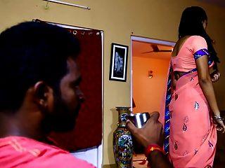 telugu hot actriz mamatha caliente escena de romance en el sueño