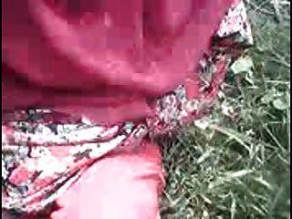 desi bangla musulmanes hijab belleza en el bosque