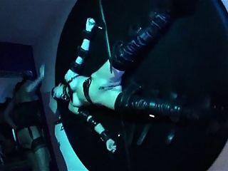 video dulce de la música del azote del fetiche de la sumisión de la sumisión