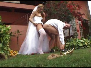 boda caliente con sexy shemale alessandra vendraminy