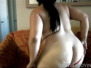 busty asian bbw imagina que estabas follando su jugoso coño
