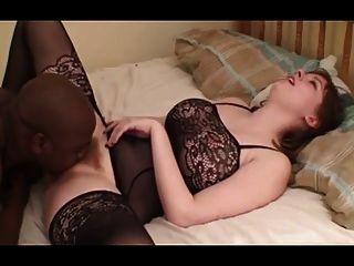 tetas grandes esposa blanca sexy follada por bbc