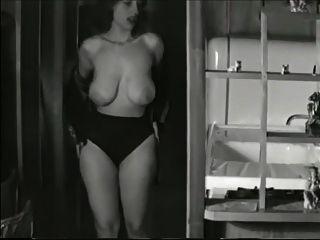 modelo pinup modelo de los años 50 busty eleanor ames