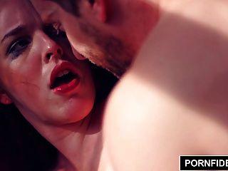 pornfidelity español redhead amarna miller rough fuck