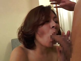 sexy japonés maduro (censurado)