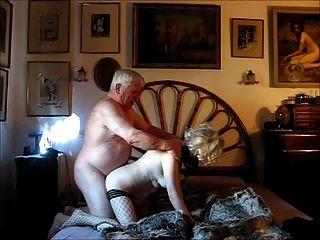 vieja pareja jodidamente buena