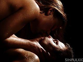 sexo lento sensual y corrida