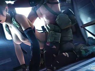 hmv 3d sfm videojuegos babes hentai compilación de música