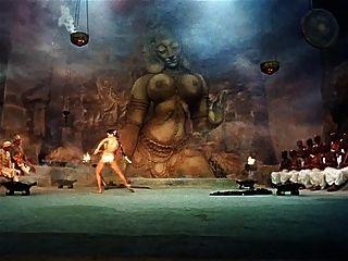 danza erótica de la vendimia de la danza de la serpiente (no desnudez)