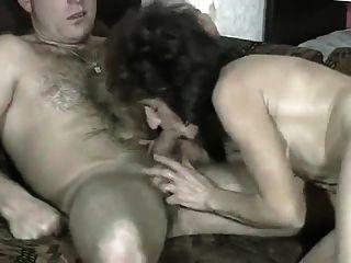 abuelita peluda delgada