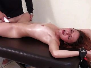 cosquilleo orgasmo en bondage