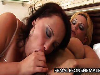 adma hirkman coño y culo femenino follada por una travesti