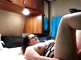 follando a mi esposa enorme tit azul duro ángulo 2
