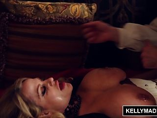 kelly madison steampunk sexo se sale de los rieles