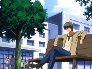 oppai life (booby life) hentai anime # 2