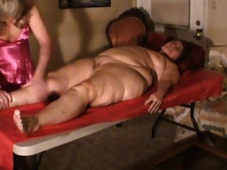 masaje de aceite caliente exótico