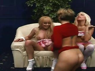 1 mujer 2 transexual