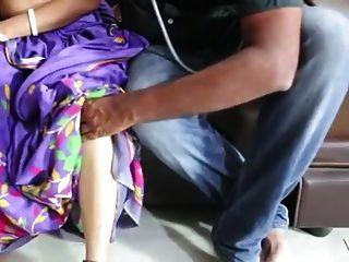 satén seda sari romance tía con médico