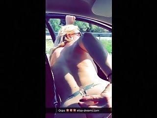 sexo, flashings y snapchats sucios en Francia y España
