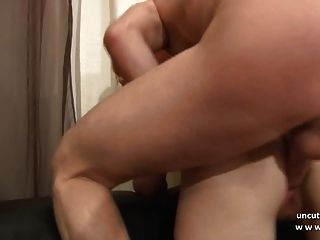 cama de casting anal joven pelirroja francesa doble penatrated