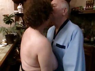 abuelita francesa olga y mi esposo