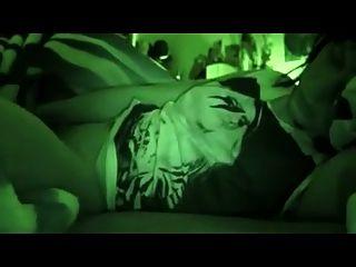 sooooo buena noche de visión selfie orgasmo en su cama