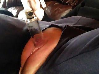 puffy coño bomba de la contracción del orgasmo