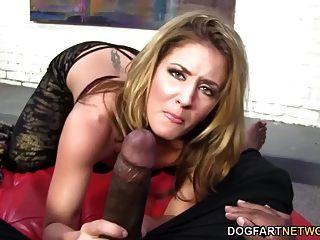 sheena shaw tiene sexo anal con mandingo
