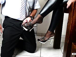 terapia de ordeño esclavo