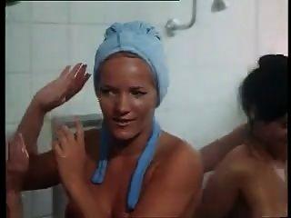 ducha alemana vintage peluda