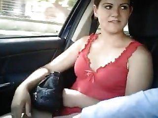 prostituta italiana a tientas en el coche