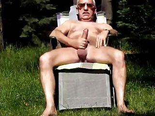 viejos masturbándose