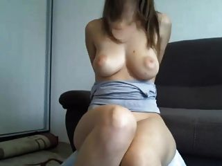 webcam chica tetas grandes peludo coño