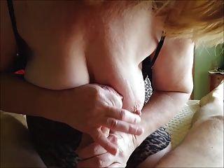 saggy tits gilf