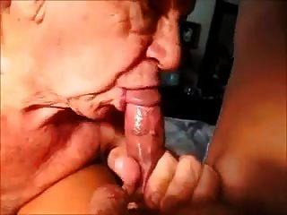 Abuelos Mamando Pollas Gay