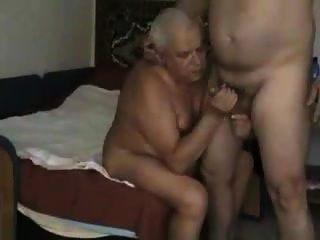 viejos hombres papi sexo gay
