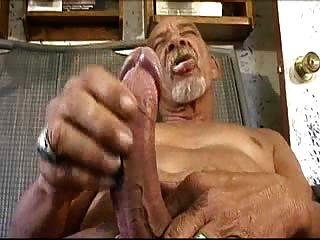 gran polla anciano (sin esperma)