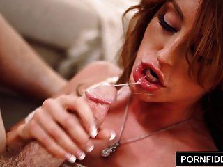 pornfidelity christiana cinn glamour modelo ido creampie