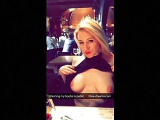 snapchats intermitentes, sucios y sexy