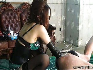 consolador anal japonés dominatrix