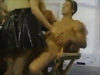 transformado en una puta marica y follada