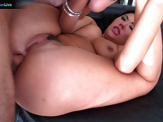 hot chick londres keyes pidiendo una verdadera mierda en bruto