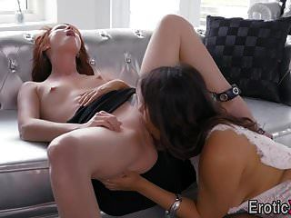 lesbiana glamurosa come coño