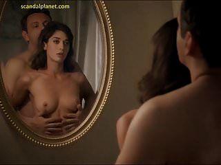 Lizzy Caplan escena desnuda en maestros del sexo scandalplanet.com