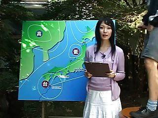 ¿Nombre del presentador japonés de noticias femeninas jav?