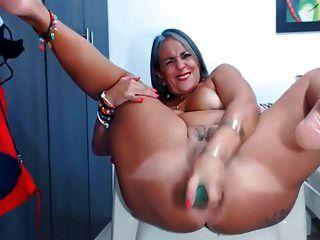 Bigassmoon prolapso anal maduro 2